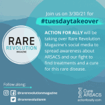 Join us   #tuesdaytakeoverday - March 30th